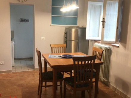 Fully furnished ground floor apartment