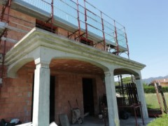 Beautiful villa to be completed divisible in two units with garden - 1