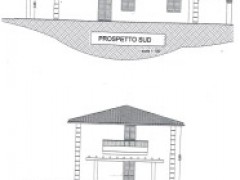 Beautiful villa to be completed divisible in two units with garden - 2