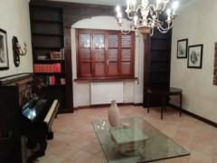 Beautiful and large ground floor apartment in area served - 8