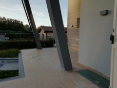 Beautiful free modern villa on 4 sides with taverna and garden - 2