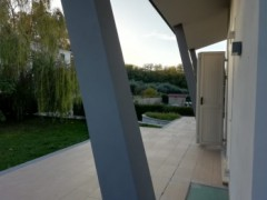 Beautiful free modern villa on 4 sides with taverna and garden - 4