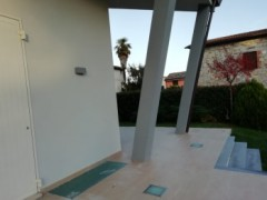 Beautiful free modern villa on 4 sides with taverna and garden - 3